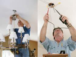Услуги электрика. Искитимские электрики.