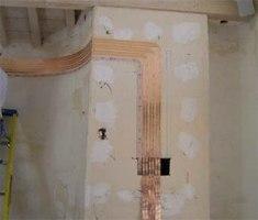 Электропроводка квартиры в Искитиме. Электрификация жилых помещений