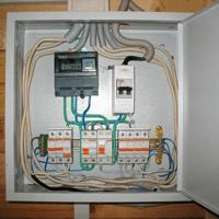 Монтаж, установка, замена, ремонт электрического щитка в Искитиме. Ремонт электрощита Искитим. Индивидуальный квартирный электрощит в Искитиме